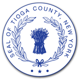 Tioga County, New York Seal